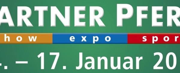 Einladung zur PARTNER PFERD in Leipzig – wir sind wieder dabei 14.-17. Januar 2016 – zwei Vorstellungen pro Tag